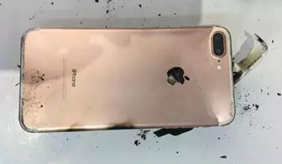 burnt-iphone-7-back