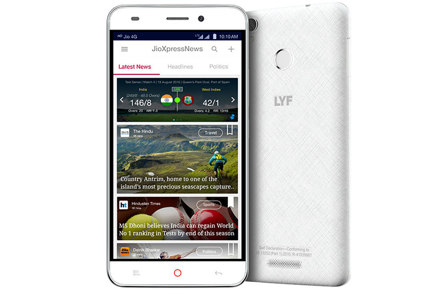 lyf-water7s 91Mobiles