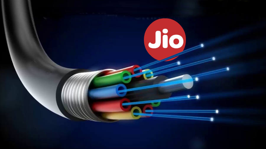 Reliance Jio Fiber plan inr 351 monthly rs 199 weekly 10mbps speed internet data benefits