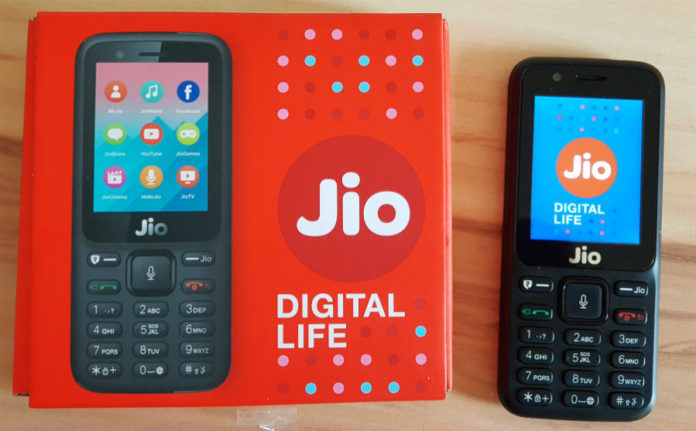 Reliance Jio Phone 2 Sold 70 Million JioPhones in 2 Years 4g india