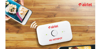 airtel rs 398 prepaid plan update 105 gb 4g data unlimited voice call without fup limit wifi hotspot offer