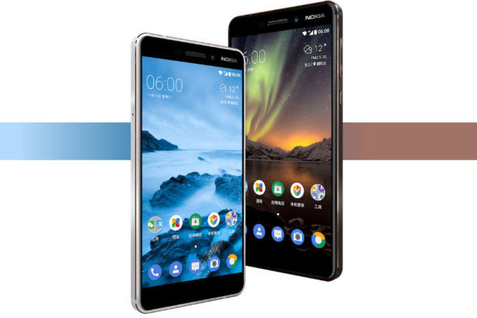 nokia-6 second-generation-price-specification-and-features-in-india