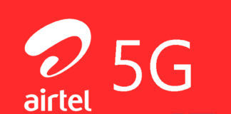 airtel starts 5g network trail in india