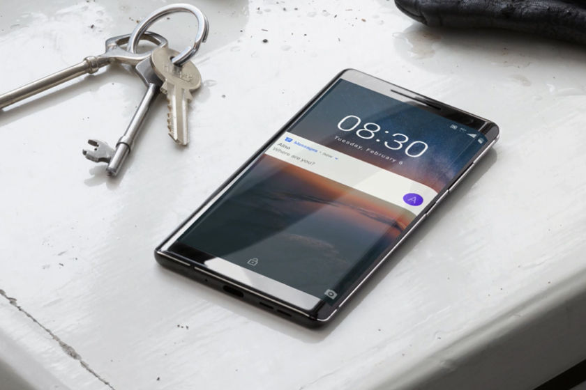 top 8 features of nokia 8 sirocco