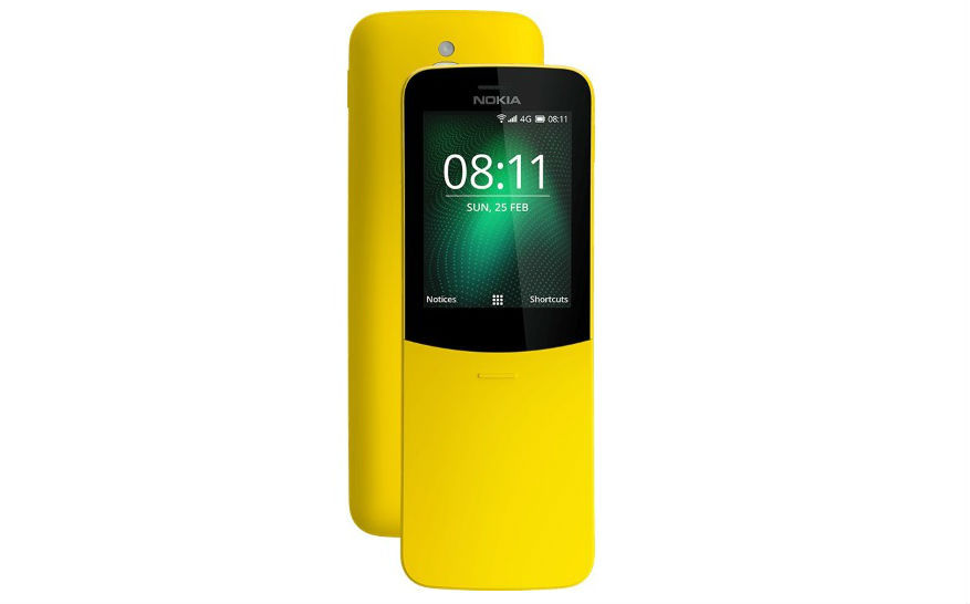 nokia 8810 4g matrix phone looks and specifications