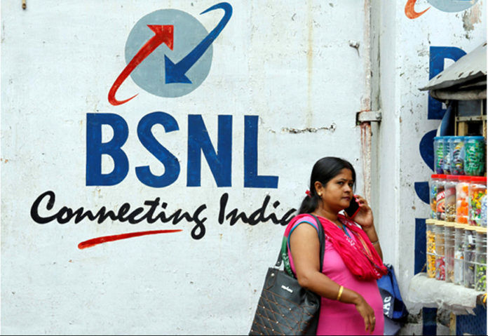 BSNL Postpaid plan rs525 rs725 data unlimited voice call offer in hindi