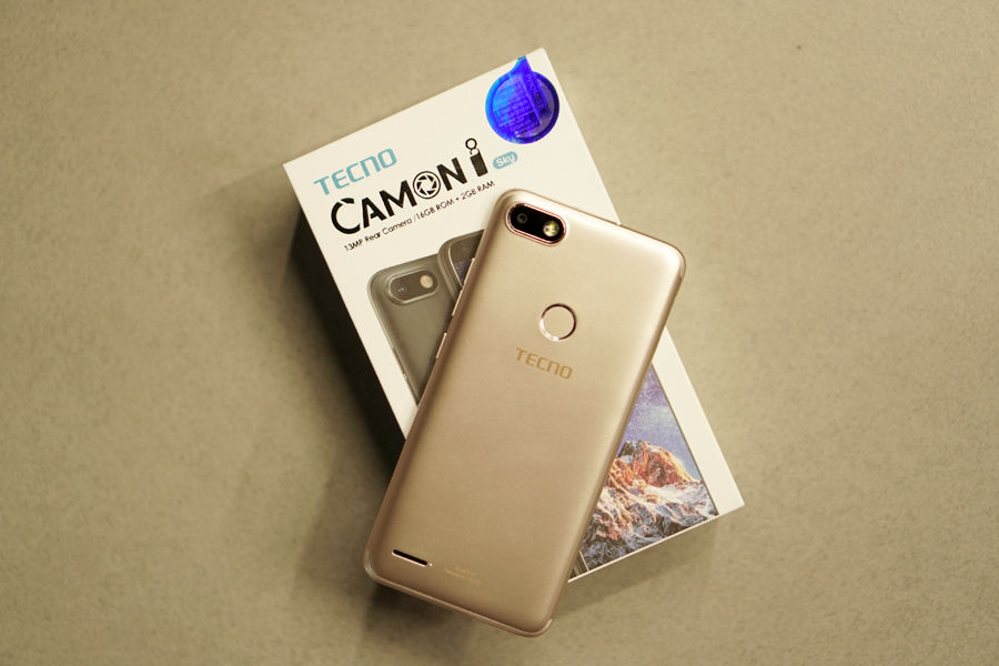 Tecno will Launch Camon I Sky on April 19 with Face Unlock Feature at Rs. 7499