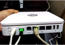 Reliance Jio Fiber monthly prepaid tariff plan free set top box tv 1gbps super fast internet