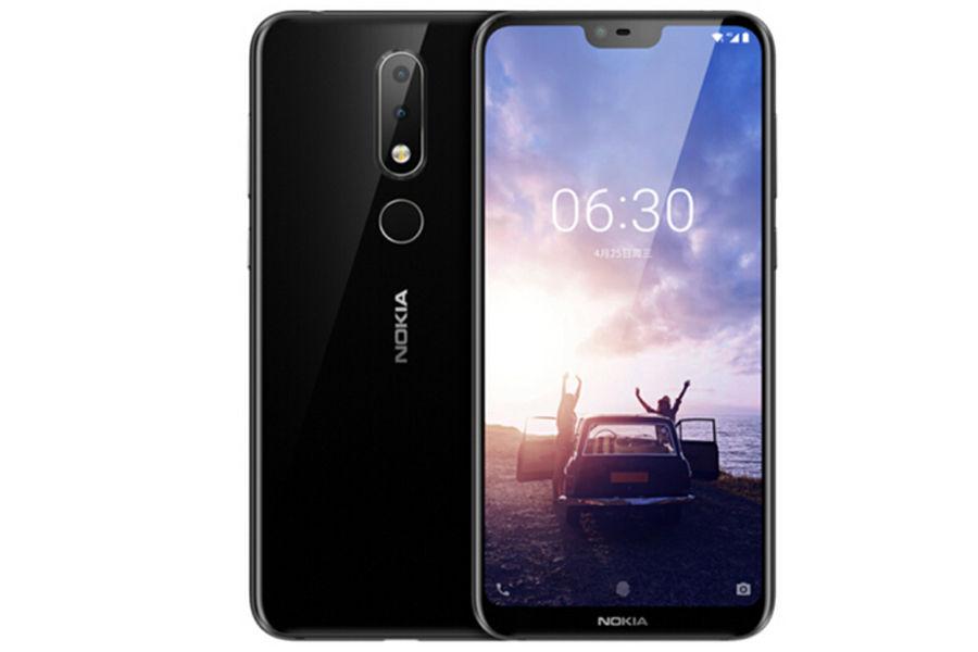 Pic : Nokia X6