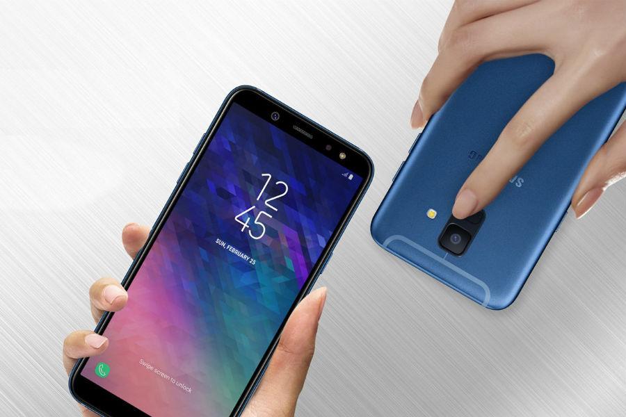 सैमसंग के लॉन्च किया दो दमदार फोन गैलेक्सी ए6 और गैलेक्सी ए6 प्लस, इनफिनिटी डिसप्ले, डुअल कैमरा और दमदार सेल्फी