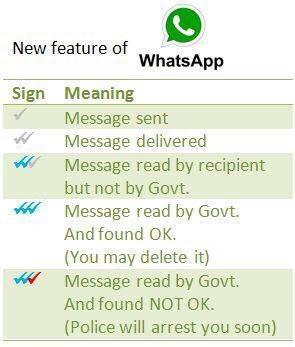 व्हाट्सऐप पर हमें मिली एक ईमेज