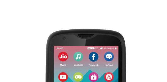 जियोफोन 2 प्राइस स्पेसिफिकेशन और फीचर्स