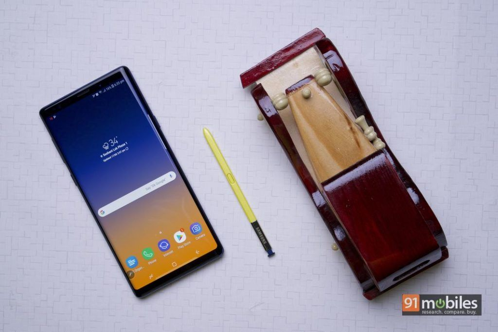 Samsung India announces Best Days offers galaxy note 9 galaxy s9 plus discount cashback price cut in hindi