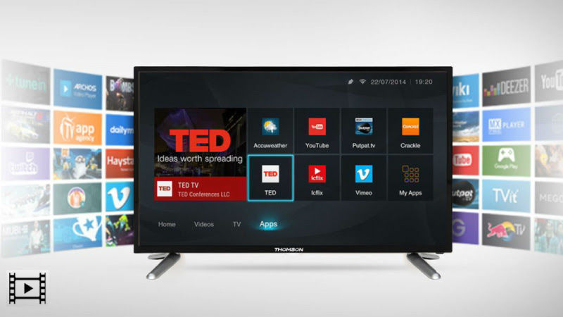 FLIPKART NATIONAL SHOPPING DAYS SALE Thomson Smart TV discount offer