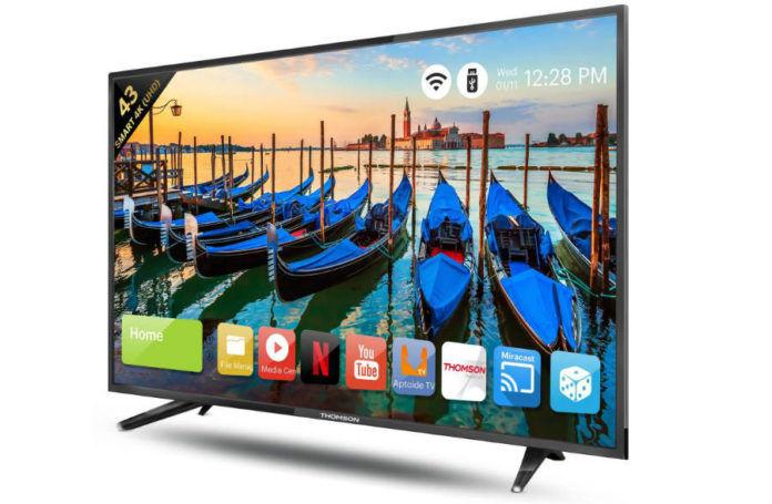 थॉमसन 43 इंच 4के स्मार्ट टीवी रिव्यू हिंदी में