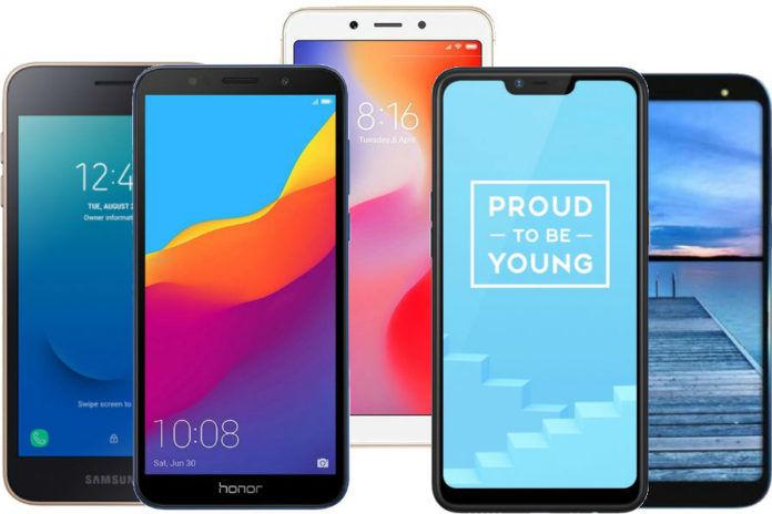 टॉप स्मार्टफोन जो हैं शाओमी रेडमी 6ए से बेहतर