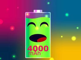 4000 mah battery phone