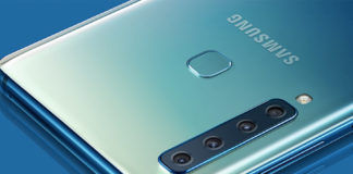 samsung galaxy a9 quad rear camera smartphone launched in india feature specifications price in hindi