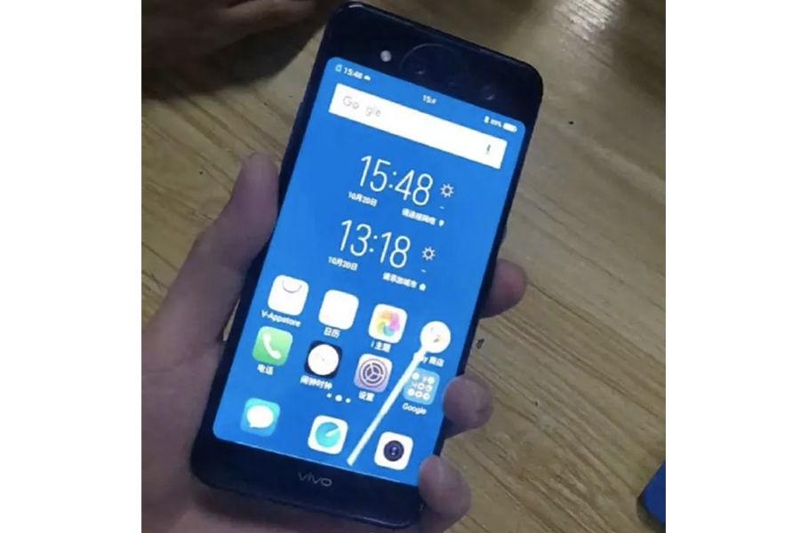 vivo-nex-dual-screen-phone-triple-rear-camera-image-leaked-in-hindi