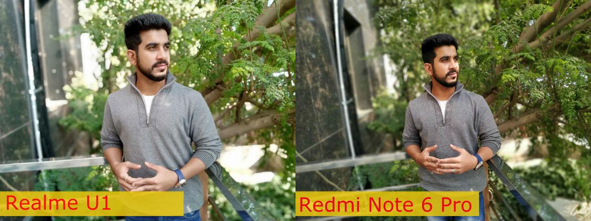 realme-u1-vs-redme-note-6-pro-rear