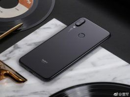 xiaomi redmi y3 listed on wifi alliance model number M1810F6G