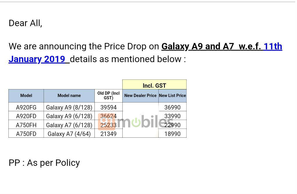 samsung-galaxy-a9-price-drop