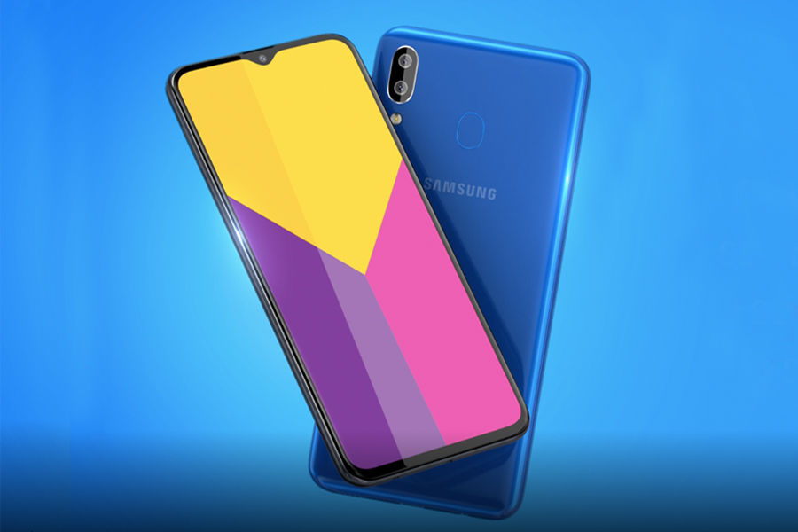 samsung galaxy m10 price 7990 and m20 price rs 10990 in india in hindi