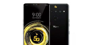 LG V50 thinq 5g phone launched feature specifications price