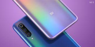 Xiaomi Mi 9T listed on nbtc M1903F10G model number