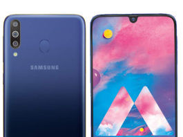 Samsung Galaxy M40 SM-M405F with 5000mah battery 128gb storage leaked