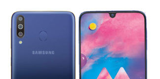 Samsung Galaxy M40 SM-M405F with 5000mah battery 128gb storage leaked