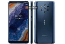 nokia 9 pureview official render image five rear camera in hindi