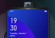 Realme CMO Xu Qi confirmed realme x with pop-up selfie camera