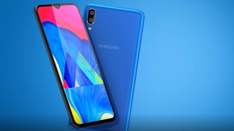 Samsung Galaxy M10s revealed on amazon india samoled display launching soon