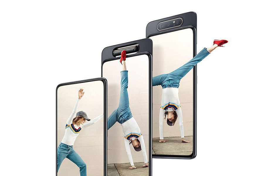 samsung galaxy a80 available with rs 20000 discount in india flipkart sale offer