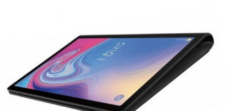 Samsung Galaxy View 2 full specification feature design leaked AT&T video