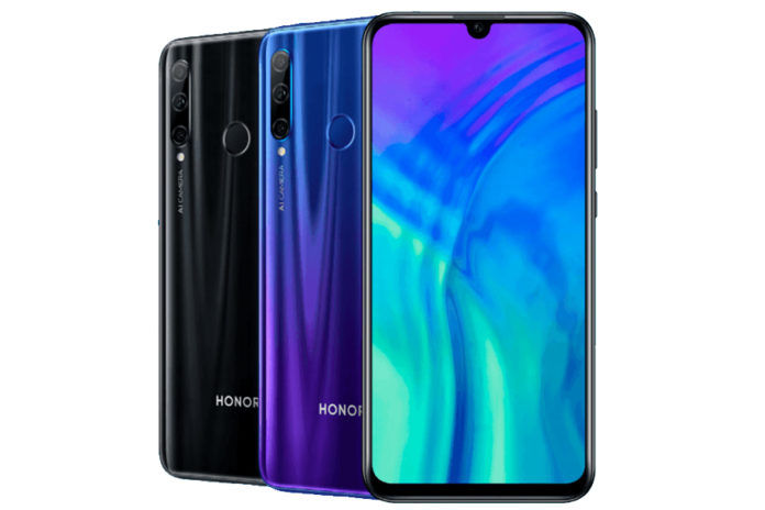 Honor 20i Midnight Black price cut in india by rs 4000 available for sale at 10999 specification