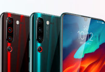 Lenovo Z6 listed on geekbench 8gb ram Lenovo L78121 specs leaked