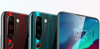 Lenovo Z6 Pro 5G launched at 3299 yuan with snapdragon 855 quad camera 8gb ram