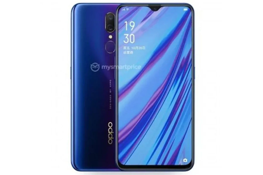 oppo a9 leaked with 6gb ram 48m camera