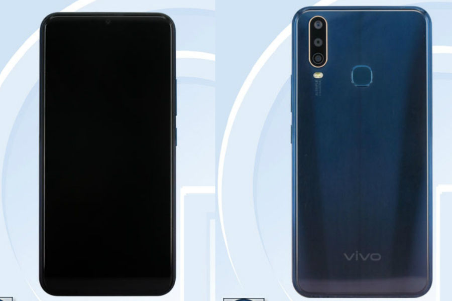 exclusive vivo y17 to launch in india triple ai rear camera 5000mah battery price 16990 specifications