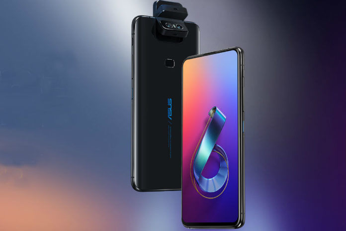 ASUS ZenFone 6 Edition 30 launched with 12gb ram 512gb storage