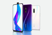 Realme 4 retail box video leaked realme x specifications