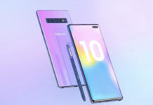 samsung Galaxy Note 10 4300mah battery specifications leaked buttonless design