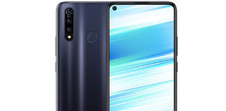 Vivo Z1 Pro punch hole display triple rear camera india listed