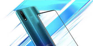 Vivo Z5x launched punch hole display 5000mah battery 8gb ram