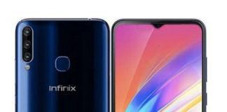 Infinix teases new smartphone with 32mp selfie camera on flipkart Hot S4