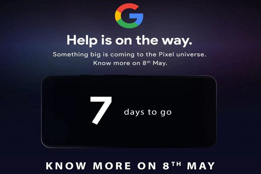 Google Pixel 3a 3a XL launch 8th may in india flipkart