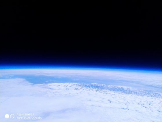 xiaomi redmi note 7 space mission europe