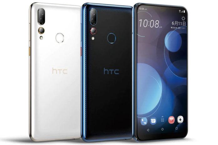 HTC Desire 19 plus U19e launched price specification